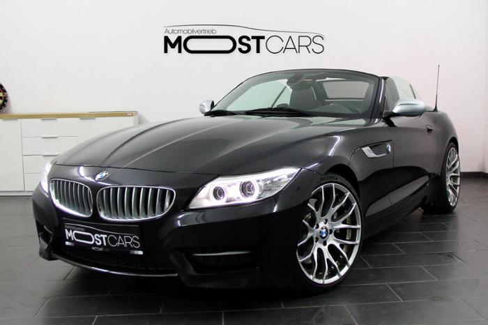 Foto von: BMW Z4 sDrive 35is DKG