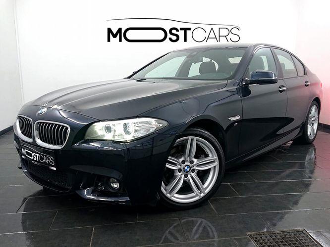 Foto von: BMW 520 d (F10 LCI)  xDrive Aut.