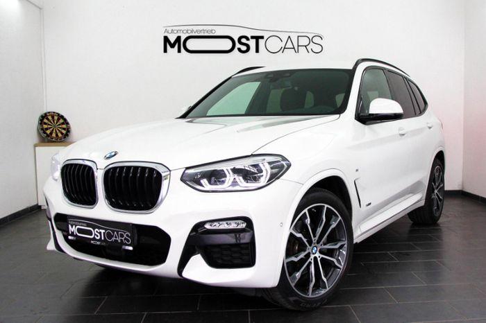 Foto von: BMW X3 xDrive 20d Aut. M-Sport