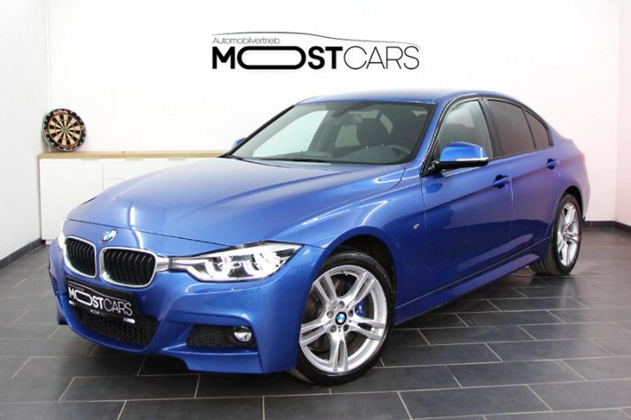 Foto von: BMW 318 3er-Reihe Diesel (F30)  M Sport